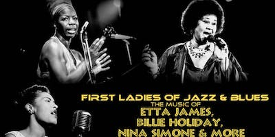 The Music of Nina Simone, Etta James and Billie Holiday