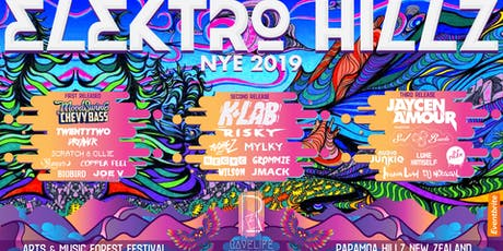 ELEKTRO HILLZ ARTS & MUSIC FESTIVAL tickets