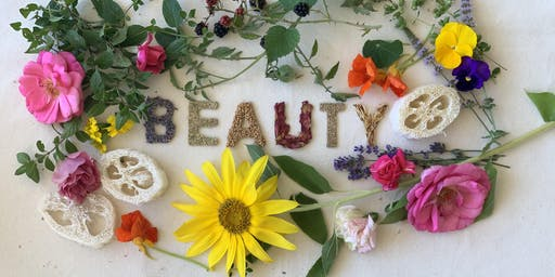 DIY Natural Beauty Workshop