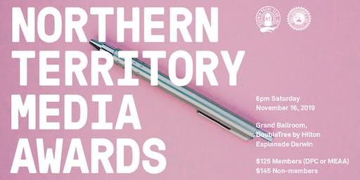 2019 NT Media Awards