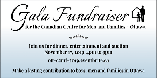 Canadian Centre for Men & Families Fundraising Gala