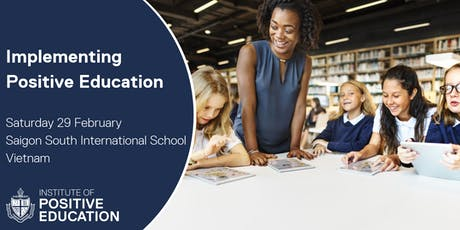Implementing Positive Education, Vietnam (February 2020) tickets