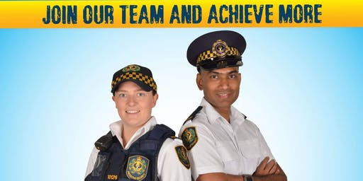 South Australia Police Recruiting - Protective Security Officer Pre-application Seminar
