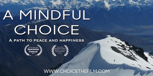 A Mindful Choice - Encore Screening - Wed 27th Nov - Perth