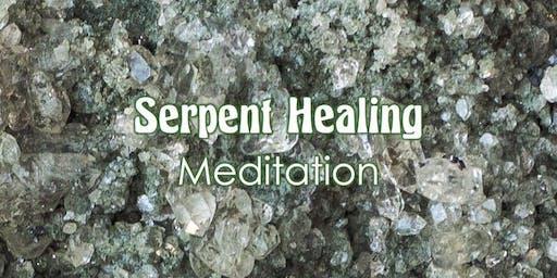 Serpent Healing Meditation