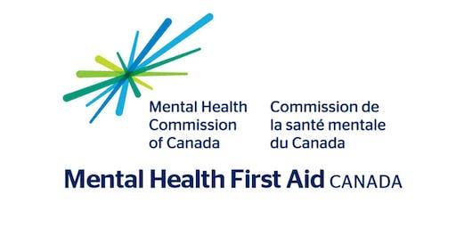 Mental Health First Aid (MHFA) - Basic