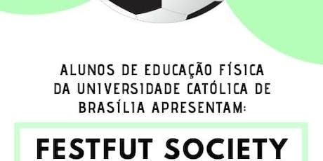 FestFut Society Acqua Village ingressos