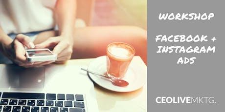 Workshop FB e IG ADs entradas