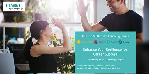 Enhance Your Resilience For Career Success