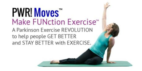 PWR! Moves Exercise Class tickets