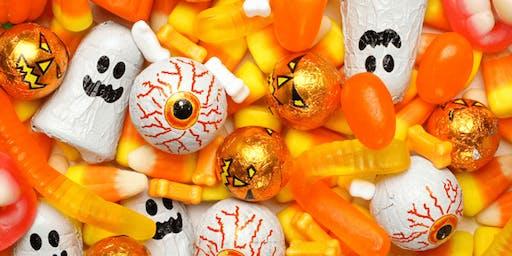 Halloween Snack Trail
