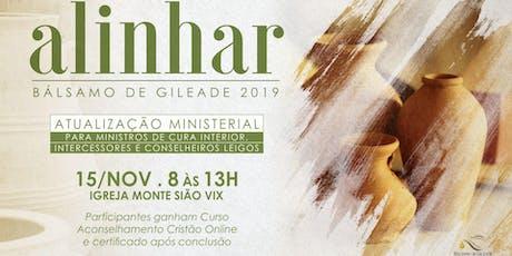 ALINHAR 2019 - Atualização Ministerial ingressos
