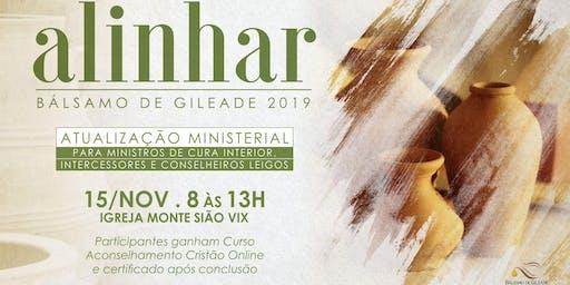 ALINHAR 2019 - Atualização Ministerial