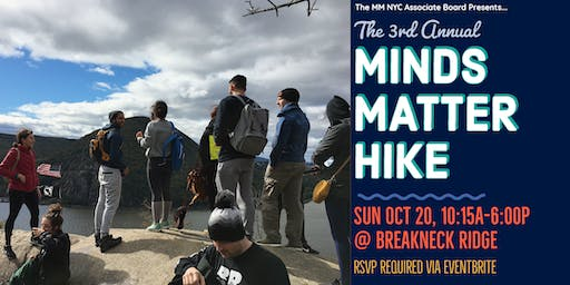 3rd Annual Minds Matter Hike