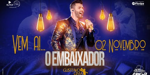 Gustavo Lima - USA TOUR - Newark  - NJ