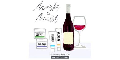 Masks & Merlot @ Salt Remedy