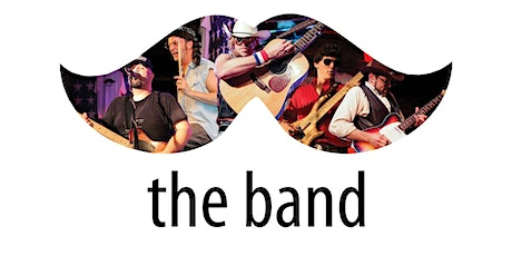 Mustache the Band tickets
