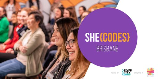 1 Day Coding Workshop for Women powered by She Codes Australia