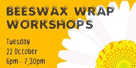 Beeswax Wrap Workshop 22 October tickets