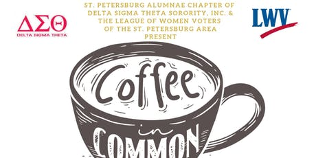 Coffee in Common tickets