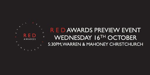 2019 Red Awards Preview Evening Christchurch