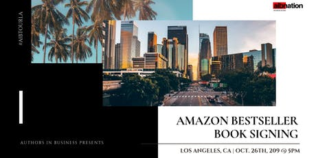 LOS ANGELES | Amazon Bestseller Group Event (FREE ADMISSION PASS) tickets