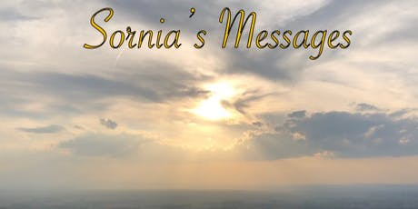 """""""Sornia's Messages"""" Channeler Laurie Stimpson tickets"""