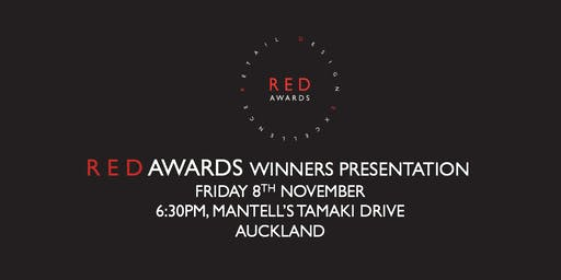 2019 RED Awards - Winners presentation