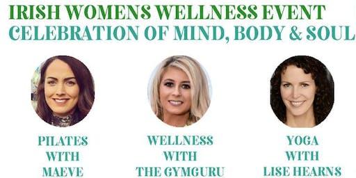 Irish Womens Wellness Event