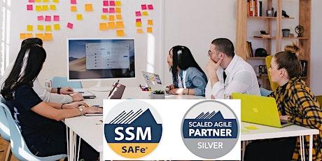 SAFe® 5.0 Scrum Master - Toronto - Feb 15-16 (SSM® Certification) tickets