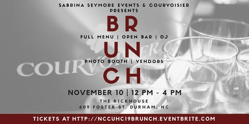 NCCU Homecoming Brunch and Cocktails