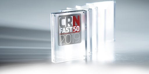 2019 CRN Fast50 Awards