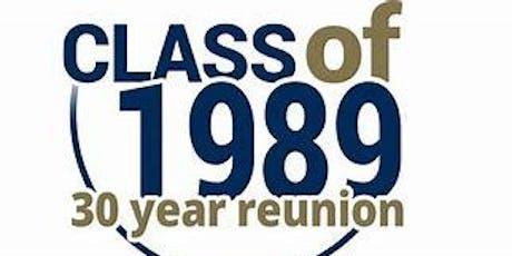 NRHS Class of 1989  Reunion tickets