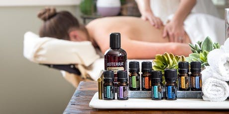 Aroma Touch doTERRA Technique tickets