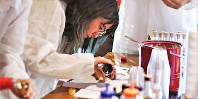 Mad Scientist Cocktail + Mocktail Lab