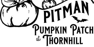 Pitman Pumpkin Patch at Thornhill