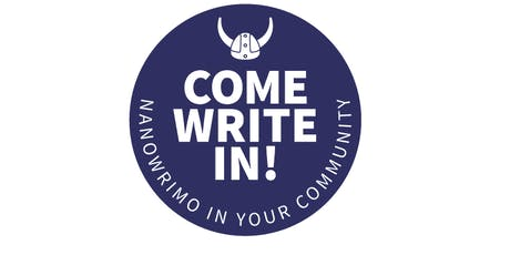 Nanowrimo @ Kingston Library tickets