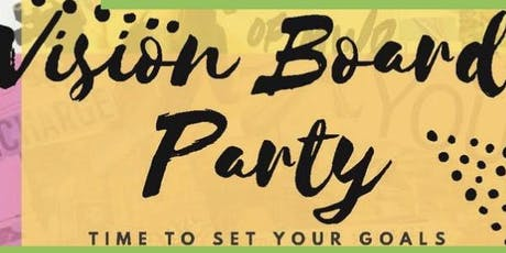 Health & Wellness Vision Board Party  tickets