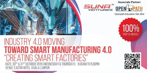 Industry 4.0 Moving Toward Smart Manufacturing 4.0