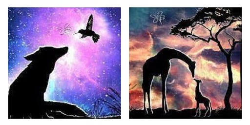 STUNNING SILHOUETTES WITH VINYL CANVAS CLASS