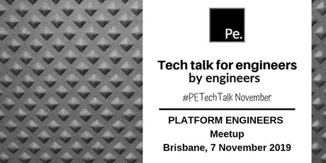 OPEN BANKING | Platform Engineers Brisbane | #PEtechtalk tickets