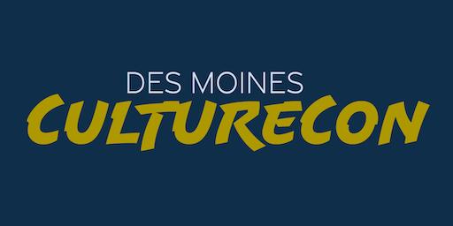 Des Moines CultureCon