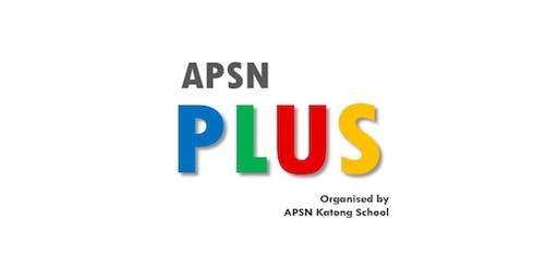 APSN PLUS organised by APSN Katong School