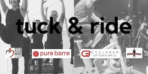 Tuck & Ride