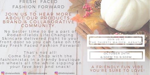Rodan + Fields®  Fresh Faced & Fashion Forward