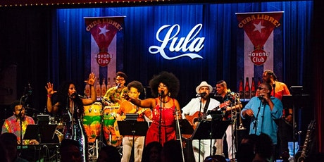 Salsa New Year's Eve at Lula Lounge tickets