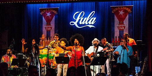 Salsa New Year's Eve at Lula Lounge