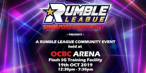 Rumble League Community Challenge Session 1