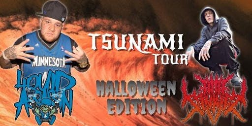 TSUNAMI TOUR HALLOWEEN EDITION