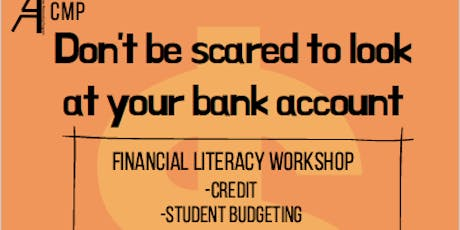Annual Financial literacy event tickets